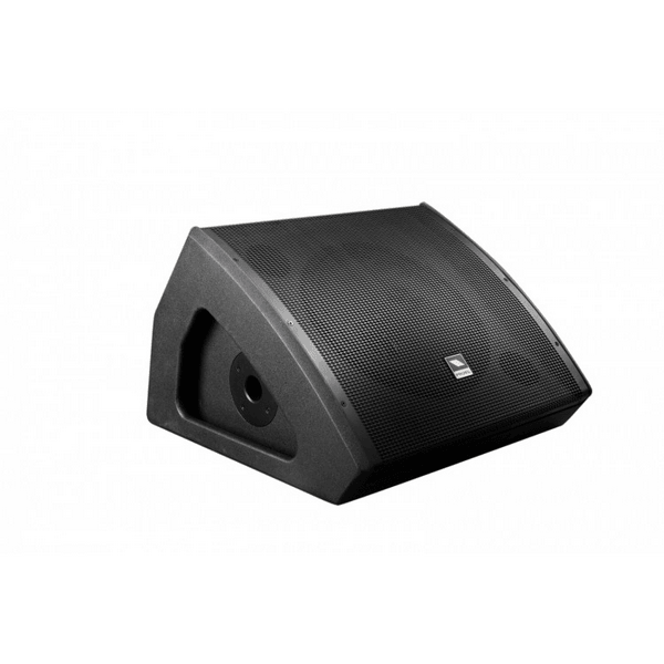 """15"""" stage wedge active monitor speaker for stage and musician monitoring for foldback purposes"""