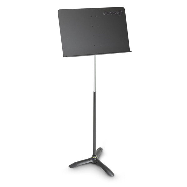 Standard music stand like rat stand with tripod close stacking legs -rental