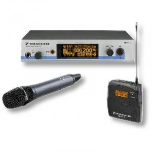 Radio Mics & IEM