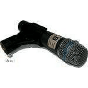 a popular microphone by Shure used on vocal and instruments Beta 57