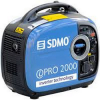 Sdmo blue silent suitcase generator hire