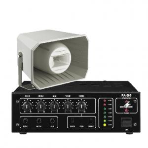 100V PA systems