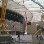 High reach ipaf o2 arena