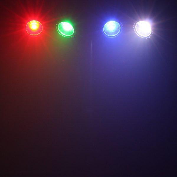 Pub band lighting hire1